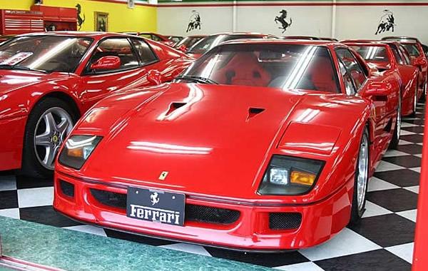 フェラーリ・F40の画像 p1_10