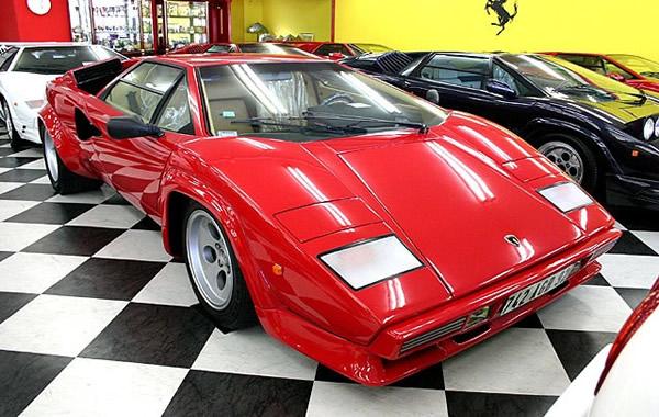 1980 ランボルギーニ カウンタック400S 外観