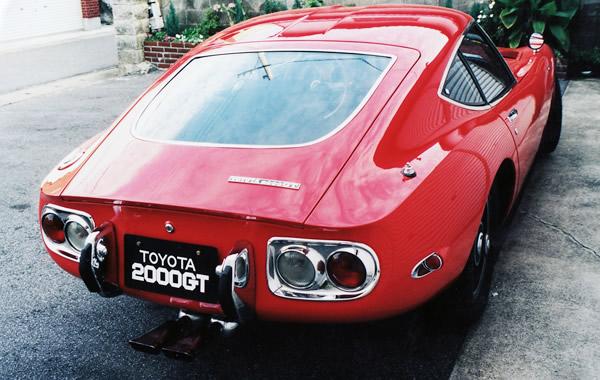 トヨタ・2000GTの画像 p1_14