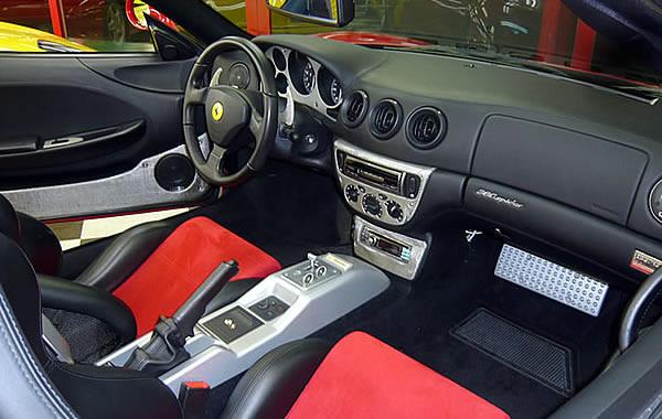 アーカイブ フェラーリ 360モデナ 1999〜2005):スーパーカーの新車 中古車販売 オートガレージモトヤマ